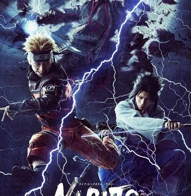 Live Spectacle Naruto Stage Musical Gets New Run in May 2017