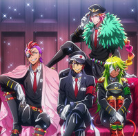 """Nanbaka"" Prepares To Introduce Its Journey To the West Parody With Season 2 Anime Cast Additions"