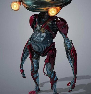 New Power Rangers Film Reveals Alpha 5 Character Concept Art