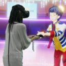 Shake Hands with KING OF PRISM Characters at Tokyo Karaoke Parlor