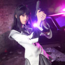 Fully Armed Akemi Homura Cosplay Oozing With Style