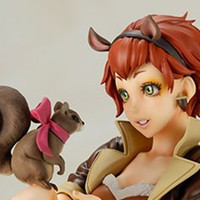Kotobukiya Gives Marvel's Squirrel Girl the Bishoujo Treatment