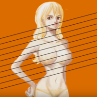 "In ""One Piece"" Pen iPad Pro Apple Pencil -  Watch Manga Author Draw Sexy Art Set To Sexy PPAP Remix"