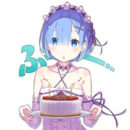 """Re:Zero"" Heroine Rem's Birthday Events to be Held in Akihabara and Shibuya in February 2017"