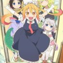 Kyoto Animation Posts Miss Kobayashi's Dragon Maid Anime's 1st Video, January 11 Debut Date