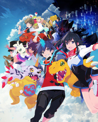 Digimon World Next Order International Edition Video Compares PS4/PS Vita Graphics
