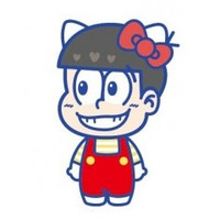 """Mr. Osomatsu"" and Sanrio Mingle in Mixed Up, Mashed Up Merchandise"