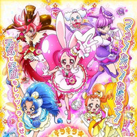 "Toei Animation Reveals ""Kirakira☆PreCure A La Mode"" Character Visuals and Names"