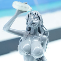 """One Piece"" Keep Pushing Anatomical Extreme With Latest BB Figure Prototypes"