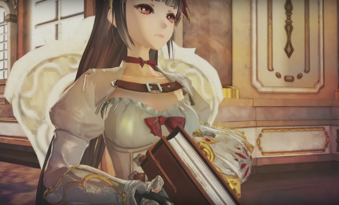Valkyria: Azure Revolution Formally Introduces Ophelia