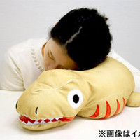 Snuggle up to Godzilla with New Stuffed Animal and Arm Pillow