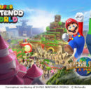 Universal Studios Japan Reveals 1st Concept Image for 'Super Nintendo World' Attraction
