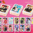 Gorgeous Gintama Cakes Up For Grabs