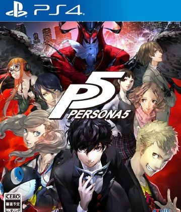 Persona 5 Game's English Story Trailer Streamed