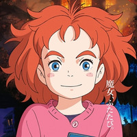 "Teaser for Hiromasa Yonebayashi's New Anime Feature ""Mary and The Witch's Flower"" Posted"