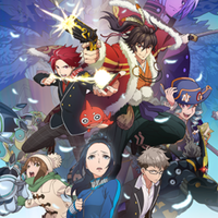 "Crunchyroll Announces ""Monster Strike"" Anime"