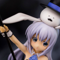 """GochiUsa"" Chino Figure Prepares To Pull A Rabbit Out Of Her Hat"