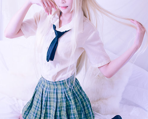 Highly Popular Kashiwazaki Sena Cosplay