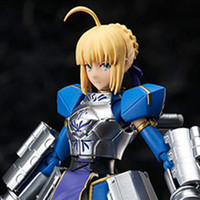 Altria Pendragon Comes to the Armor Girls Project Line