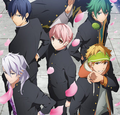 Kenka Banchō Otome Romance Game Gets TV Anime in Spring 2017