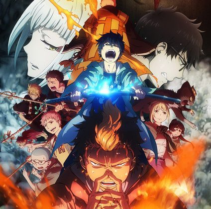 ANN Readers: Blue Exorcist: Kyoto Impure King Arc Is Most Anticipated Winter 2017 Anime