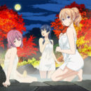 Food Wars! Event Anime's Promo Video Previews Hot Springs Trip