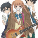 Anonymous Noise Anime Unveils Main Visual