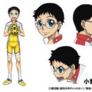 Yowamushi Pedal Season 3's 2nd Video Introduces New Captains, New Song, New Hakone Ace