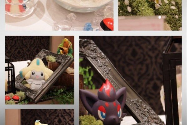 Pokémon Bring Wedded Bliss for One Couple