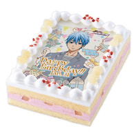 """Kuroko's Basketball"" Characters Added to ""CharaDeco Print Cake"" Line"
