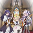 Tenshi no 3P/Here Comes the Three Angels TV Anime Unveils New Key Visual
