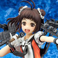 """KanColle"" Idol Naka Kai Ni Becomes More Wonderful in New ques Q Figure"