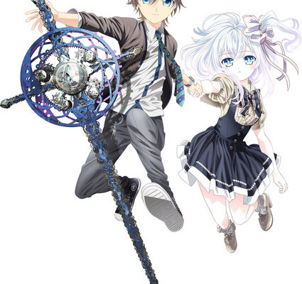 Hand Shakers TV Anime's New Promo Video Posted