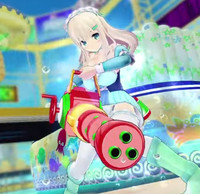 """Senran Kagura: Peach Beach Splash"" Shows Off Maid Costume DLC"