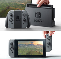 Nintendo Switch Console Launches on March 3 for $299.99
