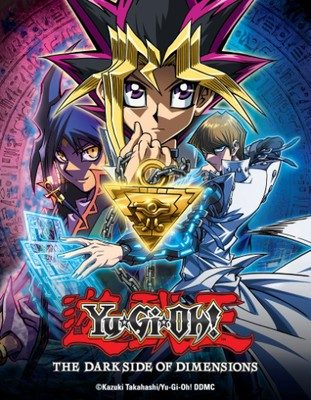 Yu-Gi-Oh!: The Dark Side of Dimensions Film's English Dub Clip Shows Yugi, Téa