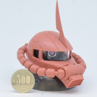 "New ""Gundam"" Gashapons Are Their Own Capsules"