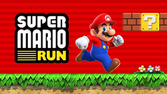 Super Mario Run Mobile Game Launches for Android in March