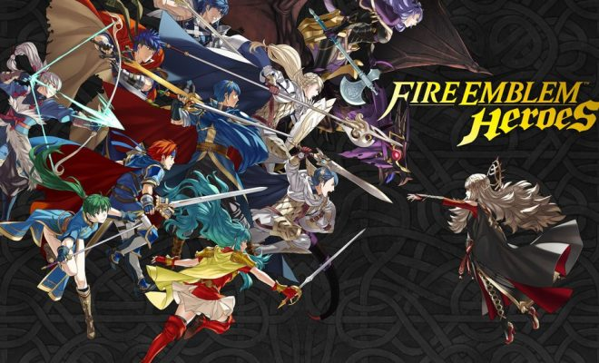 Fire Emblem Heroes Game Announced for Smart Devices