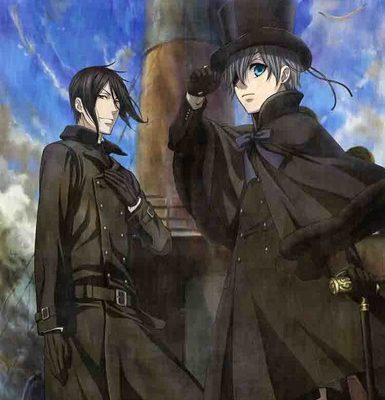 Black Butler: Book of the Atlantic Anime Film's 1st TV Ad Streamed