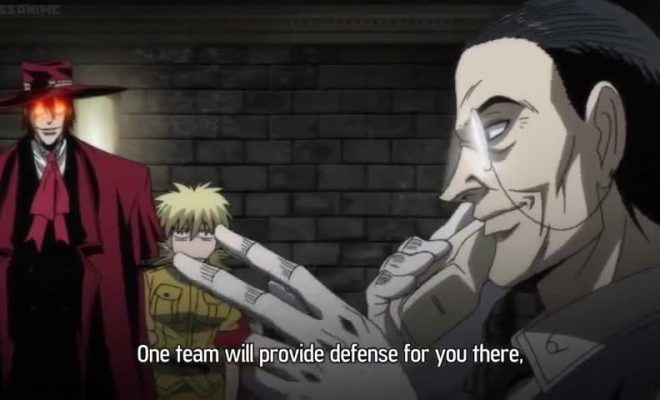 Hellsing Ultimate Ep. 2 is now available in OS.