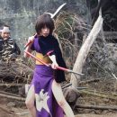 Live-Action Blade of the Immortal Film's Stills Show Erika Toda, Sōta Fukushi in Costume