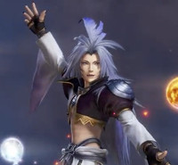 "Kuja from ""Final Fantasy IX"" Joins ""Dissidia Final Fantasy"" Arcade Game"