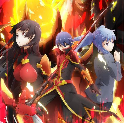 World of Super Sandbox Chinese-Japanese Co-Produced Anime Reveals Staff