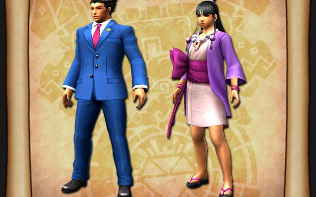 Ace Attorney Characters Now Available in Monster Hunter Explore