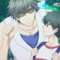 """Get A Brief Bit Of Affection In """"Super Lovers 2"""" Anime Ad"""