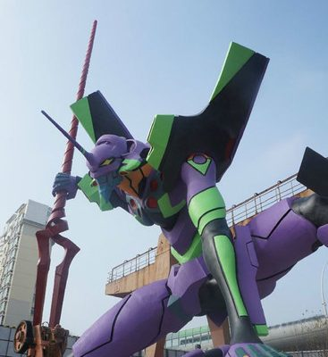 World's Largest Evangelion Statue Earns Guiness Record in Shanghai