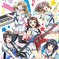 "Crunchyroll Adds ""BanG Dream!"" Anime to Simulcast Lineup"