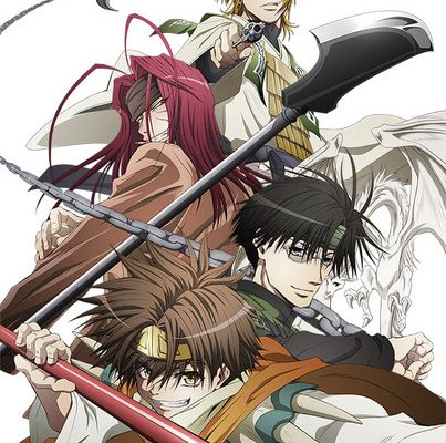 Saiyuki Reload Blast Anime Reveals 1st Promo Video, Cast, Staff, July TV Premiere