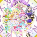 New PriPara Idol TV Anime Reveals Cast, Staff, Story, Title, Visual